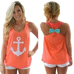 Women's Summer Sleeveless Vest Tank